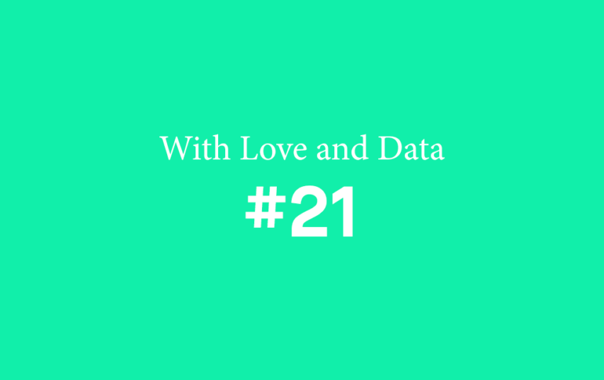 With Love And Data #21. Das Podcast-Interview