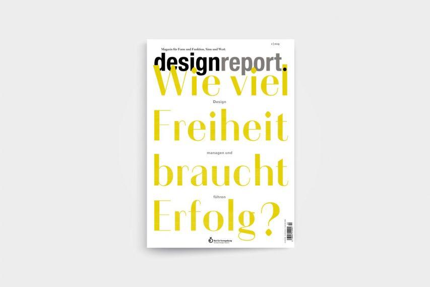 Statement: Die Kunst, Design zu steuern