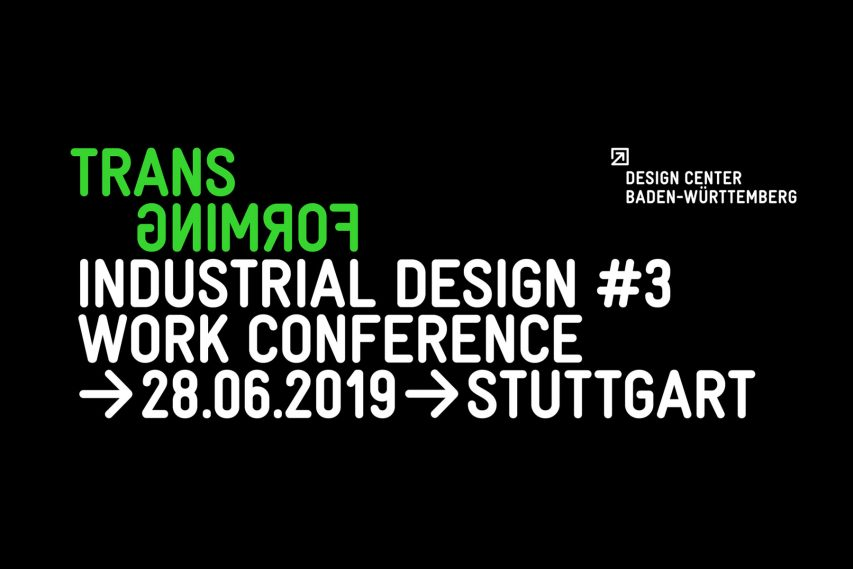 Talk: Transforming Industrial Design
